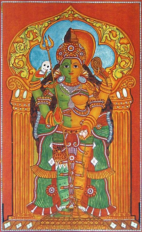 ShivaShaktiArdhanarishwar