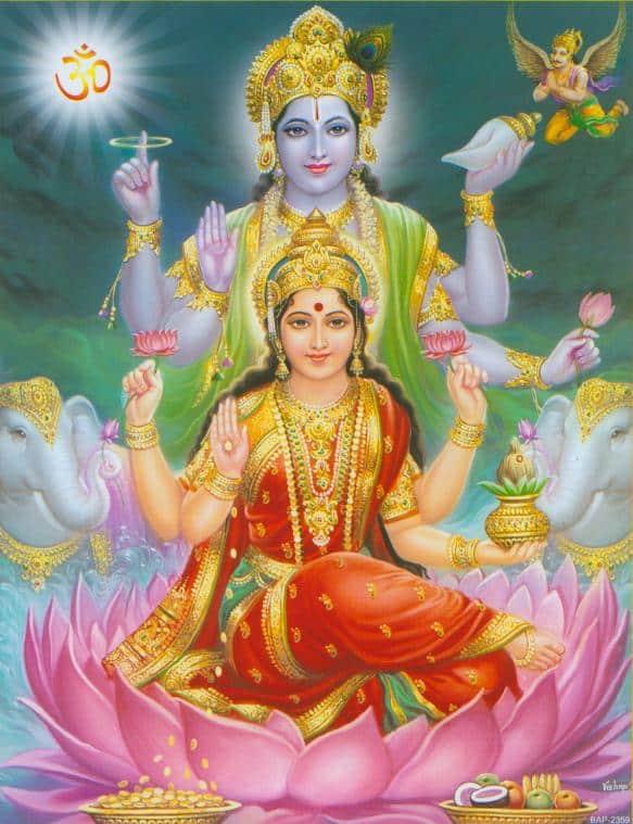VishnuwithLakshmi