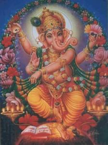 Dancing Ganesha - mantra carnaval - dansen - kirtan