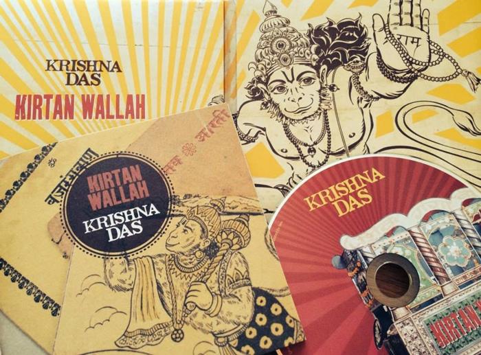 Kirtan Wallah Booklet 2