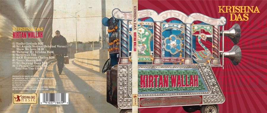 kirtan wallah booklet