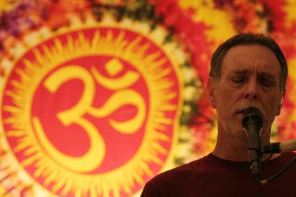 Krishna Das over oefening - practice