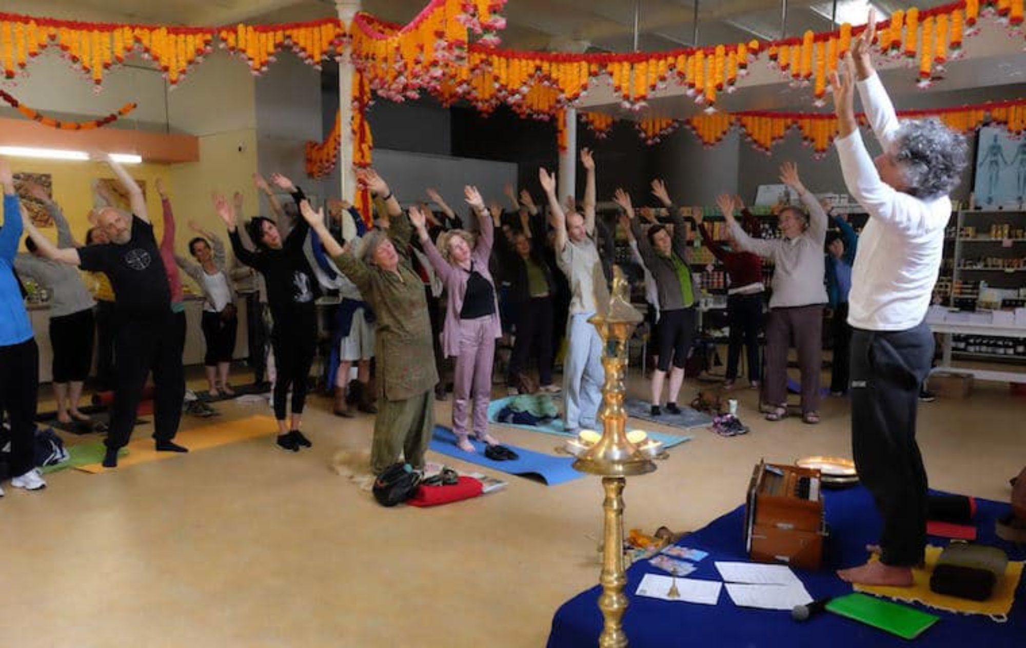 Ecstatic Chant / Kirtan-Mantra Happenings