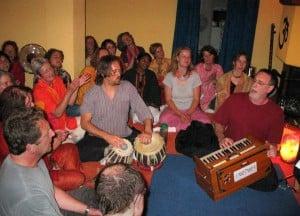 Krishna Das sings Hanuman Chalisa