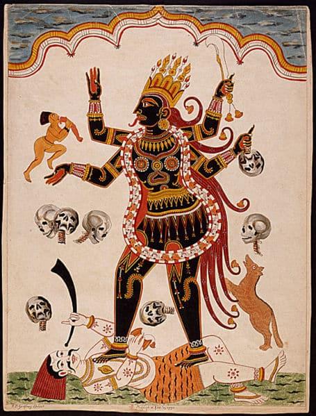 Kali_Devi