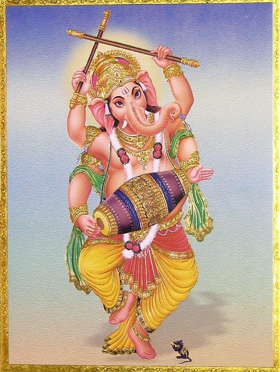 Ganesha Kirtan-Mantra Carnaval