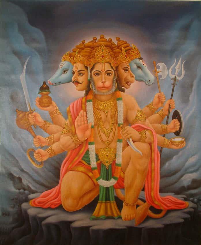 hanumanji-divine