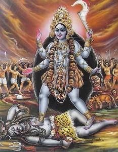 dansen et de doden - Kali