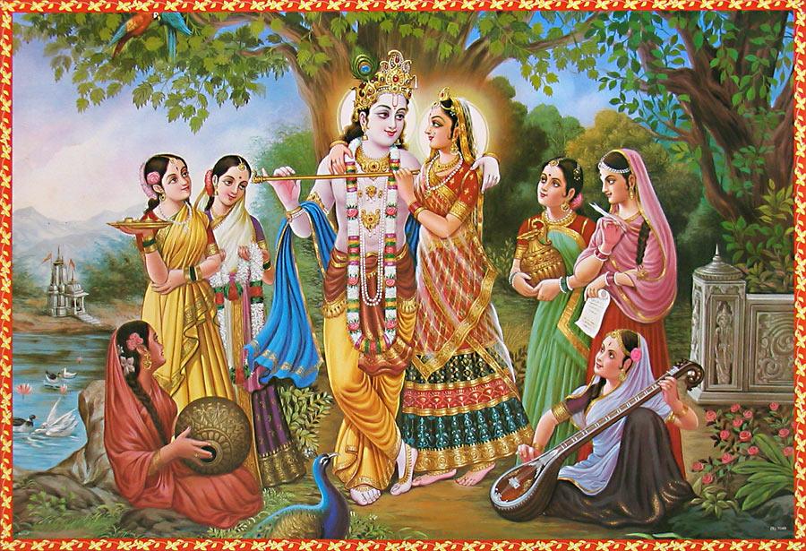 krishnaradhegopis