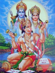 hanuman chalisa marathon