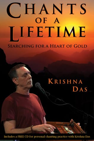boek van Krishna Das, chants of a lifetime,