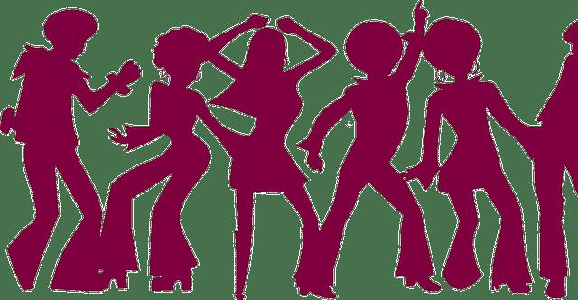 dansen - dancing - dansen met de goden