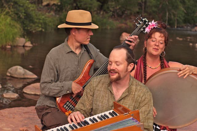 Sean Johnson and The Wild Lotus Band Kirtan