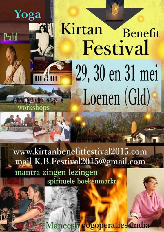 kirtan festival benefiet 2015 loenen nederland