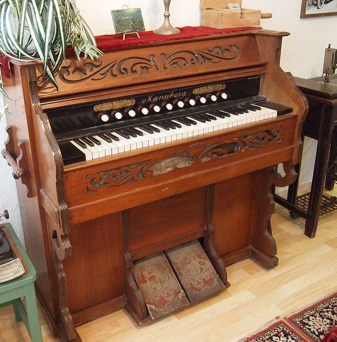harmonium, trapharmonium