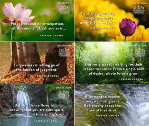 deepak chopra 21 day meditation challenge