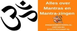 alles wat je wilt weten over mntra's en mantra-zingen