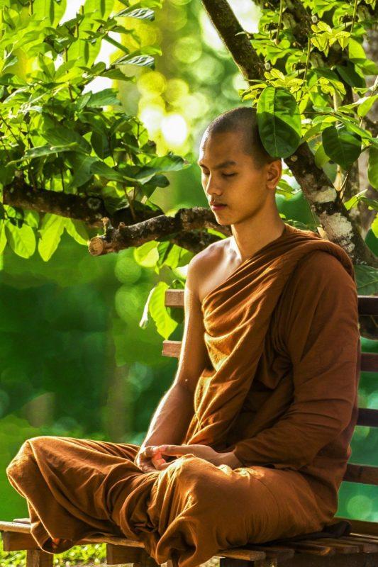 online zingend mediteren