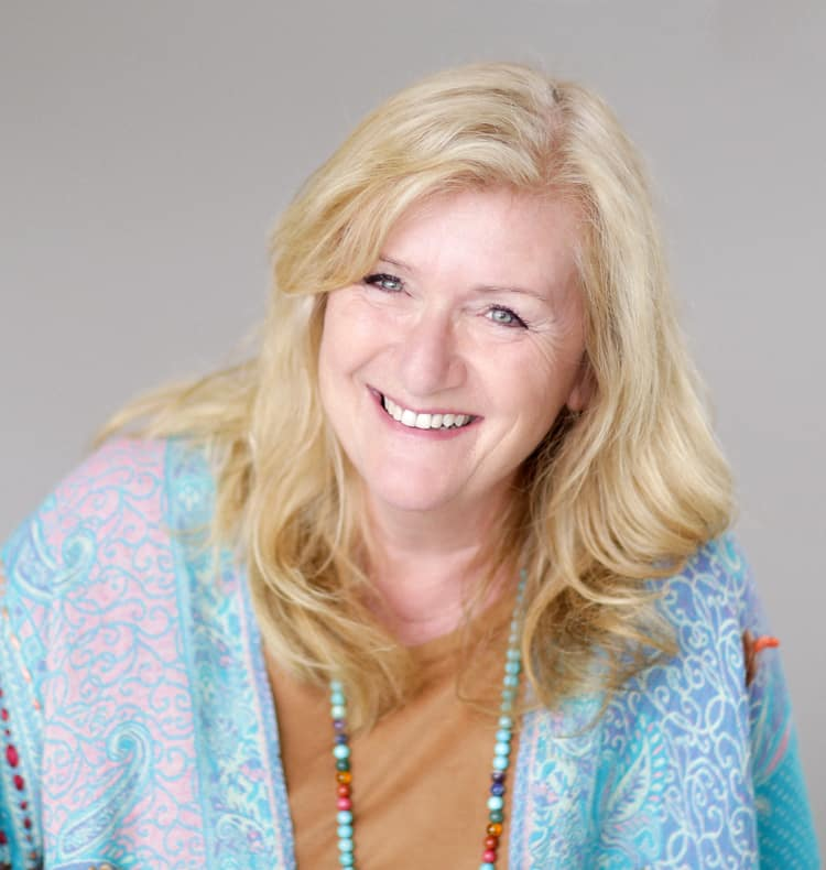 Tina Spalding 40 Days and 40 Nights with Jesus