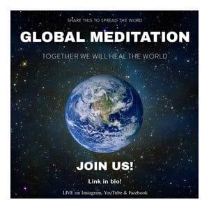 global meditation Lorie Ladd