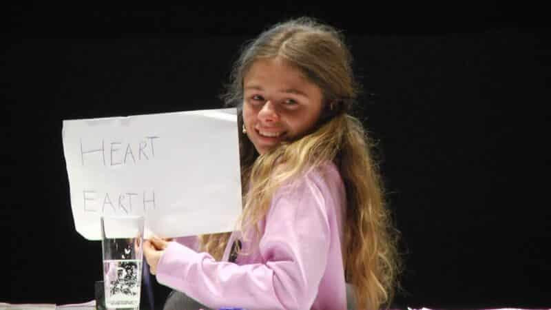 Christina von Dreien Heart Earth Love Smile